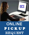 click to request pickup online